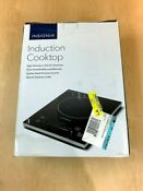 Insignia 11 4 Electric Induction Cooktop Portable Ns Ic1zbk8 New