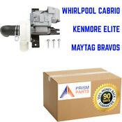 For Whirlpool Cabrio Kenmore Washer Water Drain Pump Pm W10049390