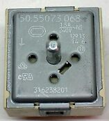 For Frigidaire Range Cooktop Overlay Oven Switch Pb8055235x48x17
