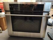 Ge Monogram 30 Oven And Warming Drawer Stainless Zet938smss And Ztd910sf4ss