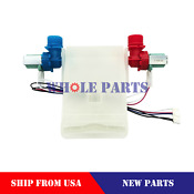New W10683603 Washer Water Valve For Whirlpool