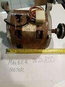Motor For Malber Wd 800 Washer Dryer Combo