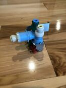 Refrigerator Ice Maker Water Inlet Valve For Whirlpool Kitchenaid Kenmore
