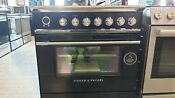 Or30scg6b1 Fisher Paykel 30 Classic Black Style Dual Fuel Range