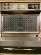 Vintage 1960s Frigidaire Flair Custom Imperial Electric Range Oven It Works