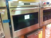 30 Wolf Single Wall Oven So302fsth New Showroom Model