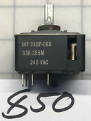 Inf240 668 53r 255m One Used Jenn Air Burner Switch Free Shipping