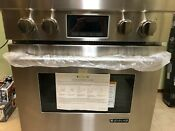 New Never Used Jenn Air Range Oven With Matching Vent Hood Jdrp430wp