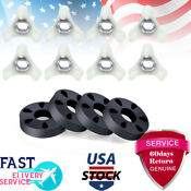 Washer Coupler Coupling 285753a 4pcs With Metal Insert For Whirlpool Kenmore New
