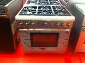 36 Thermador Gas Range Prg366gh Used 2018 Model