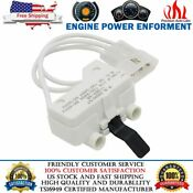 3406107 Dryer Door Switch Replacement Part For Whirlpool Kenmore Dryer 3406109