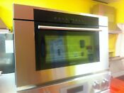 30 Wolf Steam Oven M Series Cso30tmsth New Showroom Model