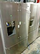 Whirlpool Wrf767sdhz 36 Stainless French Door Refrigerator Nob 39555