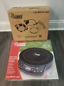 Nuwave Precision Induction Cooktop Model 30121 And Cookware Set All New In Box