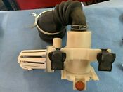 Kenmore Whirlpool Washer Water Pump Motor Assembly 461970228513