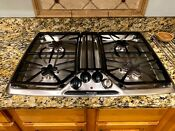 Thermador 4 Burner Gas Cooktop