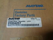 New Oem Maytag Neptune Washer Control Board 22004257 Wp22004257