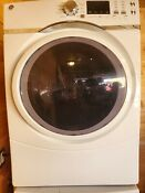 Ge Gfd45essm0ww 27 White Stackable Front Load Electric Dryer Torrance Lomita Ca