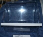 Kenmore Refrigerator Crisper Drawer With Handle Part Wp2188664