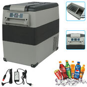 Portable 55l Freezer Mini Fridge Refrigerator Cooler With Compressor Technology