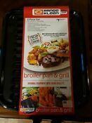 Range Kleen Porcelain Broiler Pan And Grill 13 In W X 16 875 In L