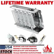 279838 279816 Dryer Heating Element Parts Kit For Whirlpool Roper Kenmore Maytag