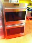 30 Wolf Double Wall Oven Do30pesph Used