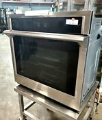 New Samsung Nv51k6650s Convection Stainless Electric Wall Oven 30 Wifi