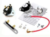 New Kenmore Dryer Thermostat Fuse Kit 279816 3387134 3392519