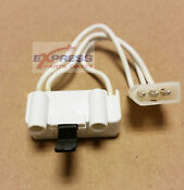 3406107 Dryer Door Switch Whirlpool Kenmore Roper Maytag Wp3406107 Ps11741701
