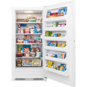 20 9 Cubic Foot Kenmore Upright Freezer With Lock