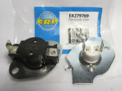 279769 3390291 3977394 Dryer Thermal Thermostat Fuse Kit Whirlpool Kenmore Roper