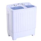 Mini Small Portable Apartment Washing Machine Washer Compact Electric 11lbs