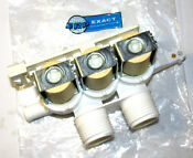 New Ge Washer Triple Water Inlet Valve See Model Fit List