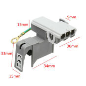3pin Washer Door Lid Switch For Whirlpool Roper Estate Usa Seller
