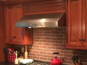 Kitchenaid Kxu8036yss 36 In Under Cabinet Range Hood