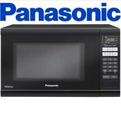 Panasonic Nn Sa631b 1 2 Cu Ft Countertop Microwave With Inverter Technology