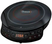 Nuwave Pic Pro Highest Powered Induction Cooktop 1800w Black