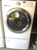 Frigidaire Washer And Dryer Pedestals With Drawer 1 200 Obo
