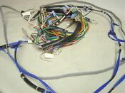 Maytag Neptune Washer Wiring Harness Including Power Cord Mah5500bww Complete