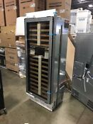 Iw30lh Sub Zero 30 Panel Ready Integrated Wine Refrigerator New Out Of Box