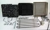 Jenn Air Rotisserie Brevel Motor Grills Waffle Heating Element Base Plates Parts