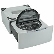 Kenmore Elite 51972 27 Wide Pedestal Washer In White Includes Delivery And Only