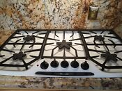 Thermador Gas Stove Cooktop 4 Burner Reduced Was 500