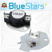 279769 Dryer Thermal Cut Off Kit Replacement Part By Blue Stars Exact Fit
