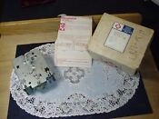 Genuine Factory Specified Parts Whirlpool Kenmore Washer Timer 660973 New