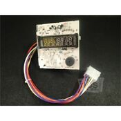 Ge Wb27t10914 Oven Control Board Assembly