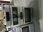 Bosch 30 Inch Speed Combination Wall Oven