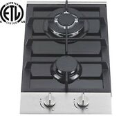 Ramblewood Green Gc2 48p Stainless Steel 12 In Gas Gas Cooktop