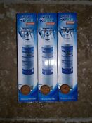 Refrigerator Water Filter 4396508 469010 Golden Icepure Rwf0500a 3 Pack
